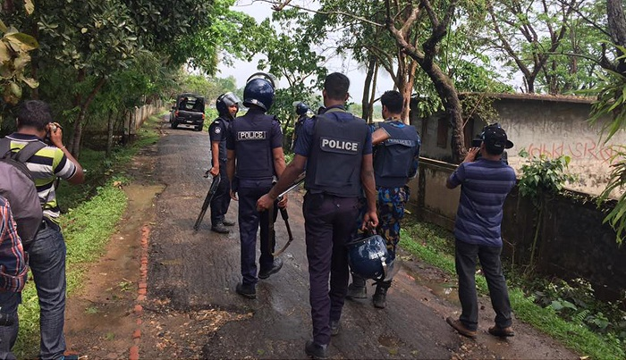 Eight killed in suicide blast at Moulvibazar den