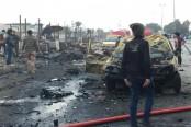 Suicide truck bomber kills 17 in Baghdad