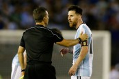 World Cup qualifying woes for Argentina after ban for Messi