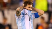 Messi protests ban, claims insults were 'to the air'