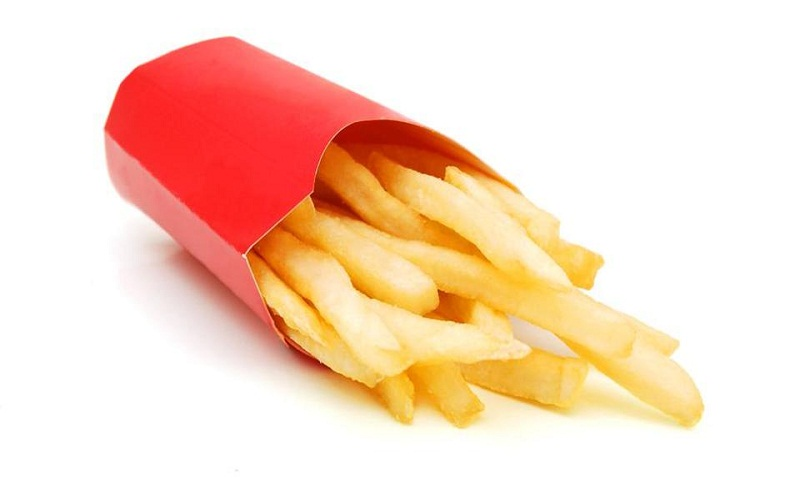Chemicals from fast-food wrappers in body can now be traced