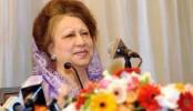 Khaleda greets Comilla voters, mayor-elect Sakku