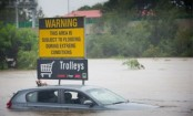 Australians evacuated amid flooding from ex-cyclone