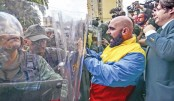 Int'l alarm as Venezuela  accused of 'coup'