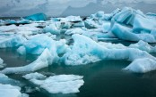 Global warming behind Arctic's 'green ice mystery'