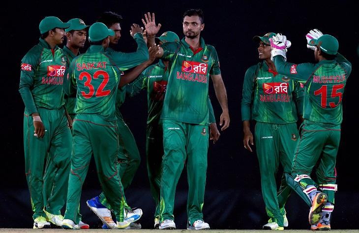 BCB announces 16-man T20 squad for Sri Lanka