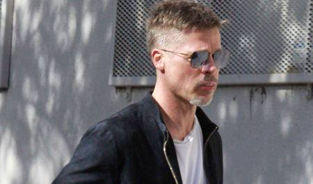 Brad Pitt steps out looking thinner amid Angelina Jolie divorce