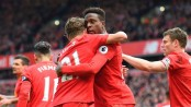 Liverpool rue Mane blow after derby success