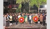 Independence Day  celebration ends at NSU
