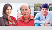 Khurshid Alam, Agun, Munni on Channel i