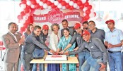 Johnny Rockets opens outlet at Uttara