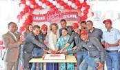 Johnny Rockets opens outlet at Uttara