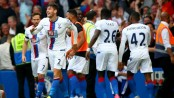 Crystal Palace stun Premier League leaders Chelsea with 2-1 win