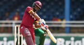 Lewis's 91 guides West Indies to 7-wicket win over Pakistan