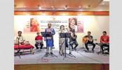 Al Farooque, Nazia mesmerise Dhaka audience