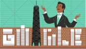 Google doodle celebrates Bangladeshi-American architect FR Khan's birthday