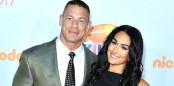 John Cena and Nikki Bella get engaged at WrestleMania