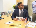 Dhoni became CEO of an oil company for a day