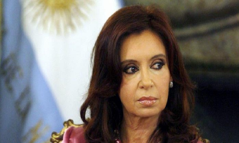 Argentina ex-president faces fourth charge