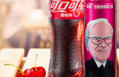 Billionaire Warren Buffet becomes face of Coke in China