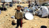 UN warns Syria refugee aid funds 'desperate'