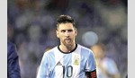 Messi ignoring Argentina criticism