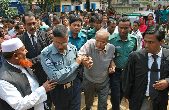 Industrialist Ragib Ali gets 14 yrs jail in land grabbing case