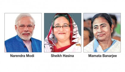 Mamata going to attend Hasina-Modi meeting