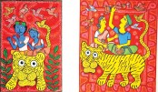 Folk Art Exhibition Begins In The City