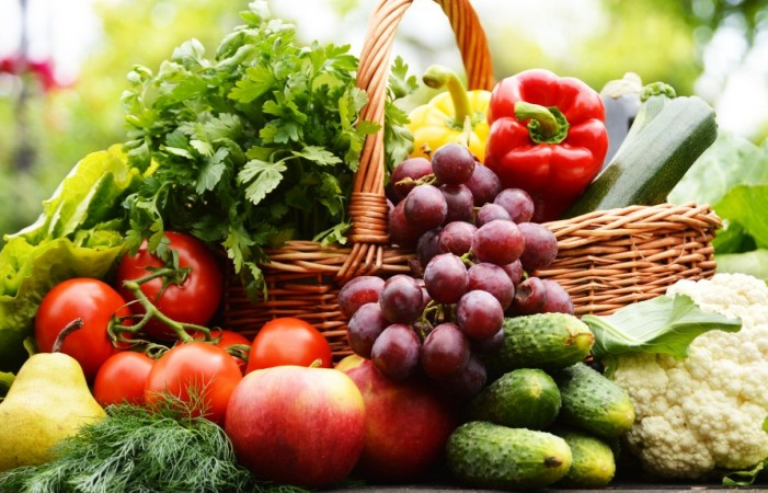 Eat more fruits and vegetables to lower blood pressure