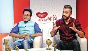 Hridoy, Pabel in Amar Ami on Bangla Vision