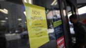 US unemployment rate near 10-year low