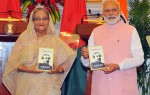 Hindi version of Bangabandhu's unfinished memories released