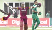 Record-setting West Indies beat Pakistan in first ODI