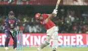Maxwell flash gives Kings XI success