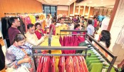 Sales at fashion houses  pick up in city