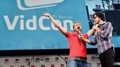 Thousands throng first VidCon Europe