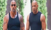 Vin Diesel denies feud with Dwayne 'The Rock' Johnson