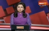 Heartbreaking: TV anchor reads out breaking news of husband's death in car accident (Video)