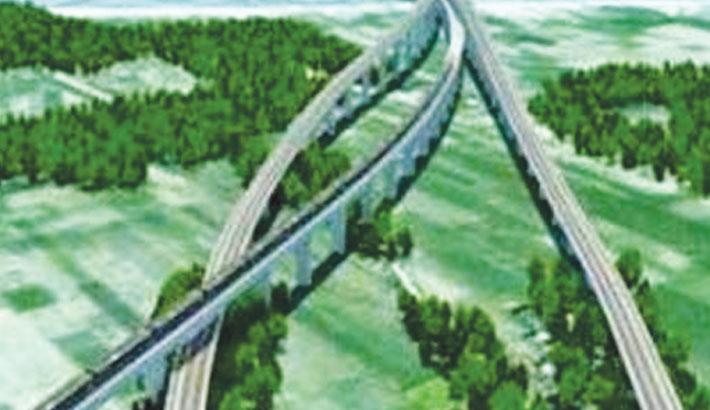 Padma Bridge rail link faces setback