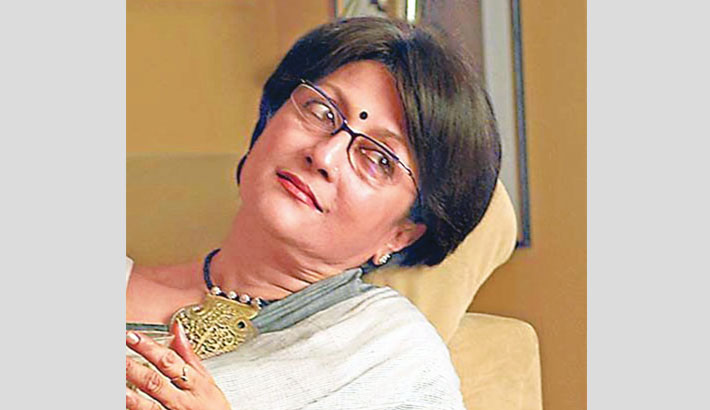 Transgenders becoming reality: Aparna Sen
