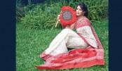 Stunning Baishakhi Look