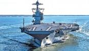 US deploys warships in Korean peninsula