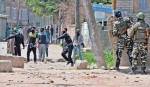 6  killed in Indian Kashmir polls violence