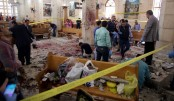 43 killed as blasts hit 2 Egyptian churches