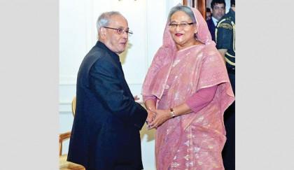 Exclusive meeting in Delhi