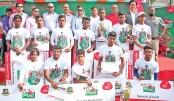 Robi Khoj the No. 1 Spinner campaign ends