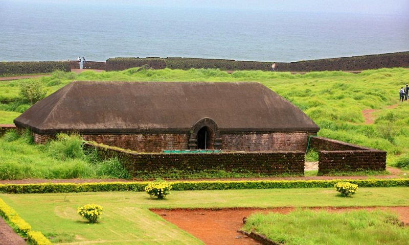 Kerala's Bekal and Madikeri in Karnataka are simply beautiful