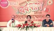 Bangla New Year 1424 to be celebrated through 'Hajaro Konthe Borshoboron'
