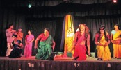 Shikhandi Kotha staged at BSA